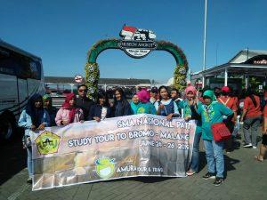 SMA Nasional Pati Study Tour Malang