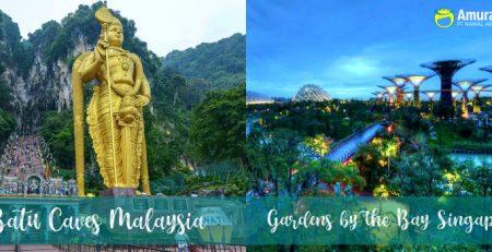 Paket Tour Malaysia – Singapore 5D 3N Amura Tour
