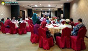 Studi Banding MKKS SMA Dinas Pendidikan Wil III